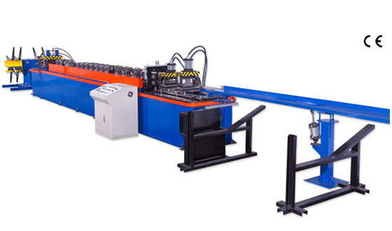 WIDTH ADJUSTABLE cold roll forming machine
