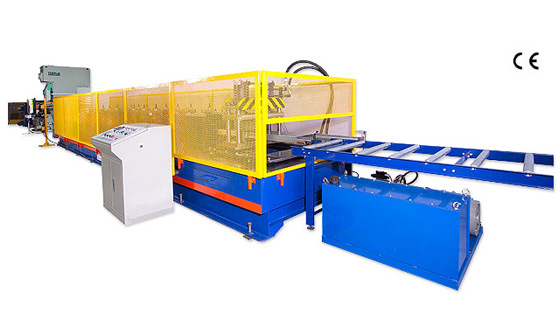 PRE-PUNCH cold roll forming machine