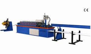 WALL ANGLE COLD ROLL FORMING MACHINE