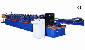 C and Z PURLIN COLD ROLL FORMING MACHINE