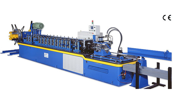 PARTITION STUD AND TRACK ROLLFORMER cold roll forming machine